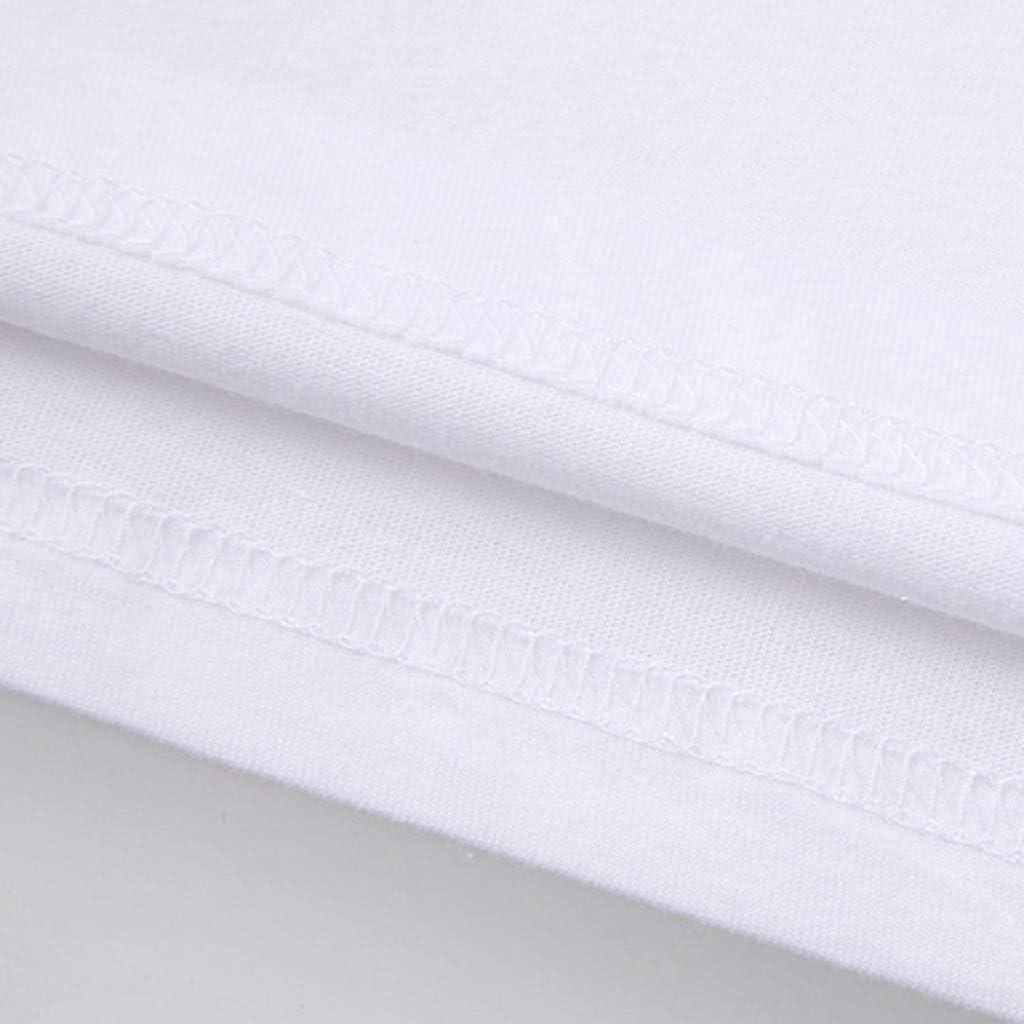 Gergeos Men's Short Sleeve T Shirts Fashion Loose Casual Summer Tee S-3XL