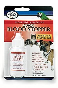 Four Paws Pet Quick Blood Stopper Gel 1.16 oz