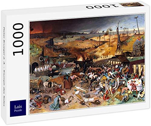 Lais Puzzle Pieter Bruegel el Viejo - Triunfo de la Muerte 1000 Piezas