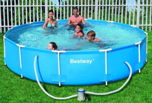 Bestway Steel Pro 12 ft Review