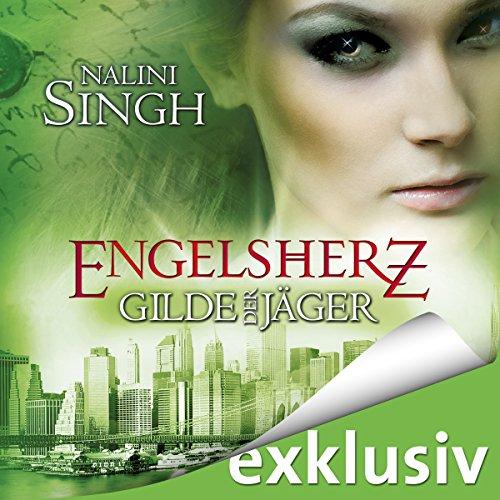 Engelsherz audiobook cover art