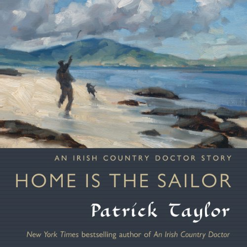Home Is the Sailor audiobook cover art