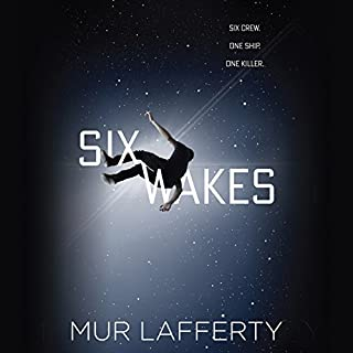 Six Wakes audiobook cover art