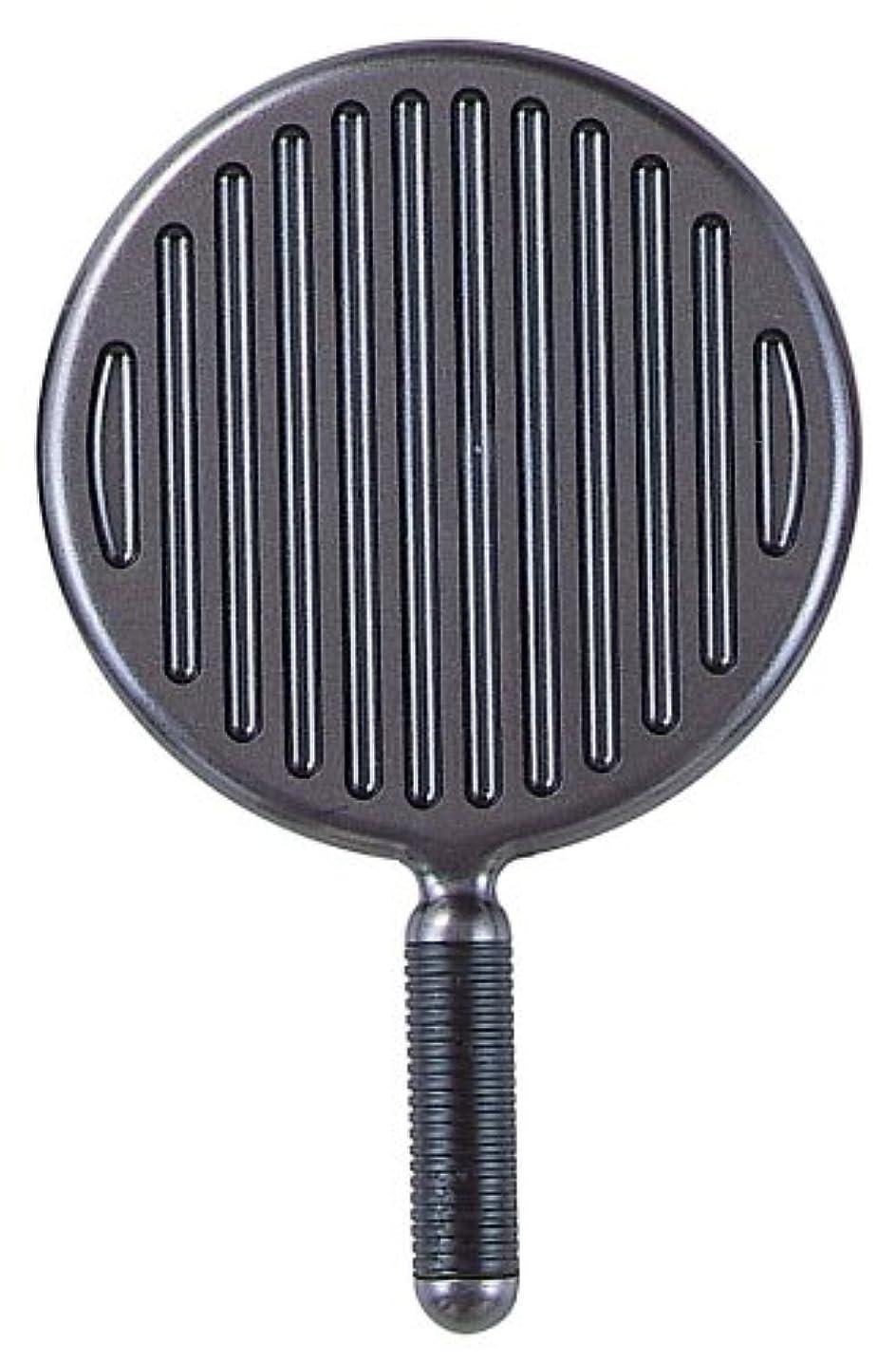 甘くするパトロン電卓リビエール 塗装ハンドミラー Y-1807 チタンブラック