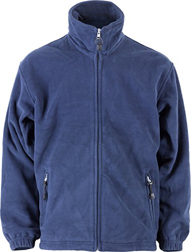 Terratrend Job Fleece-Jacke marine, S
