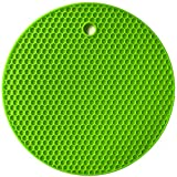 SZXCX Estera de Trivet de Silicona Extra Gruesa Almohadillas Calientes de Nido...
