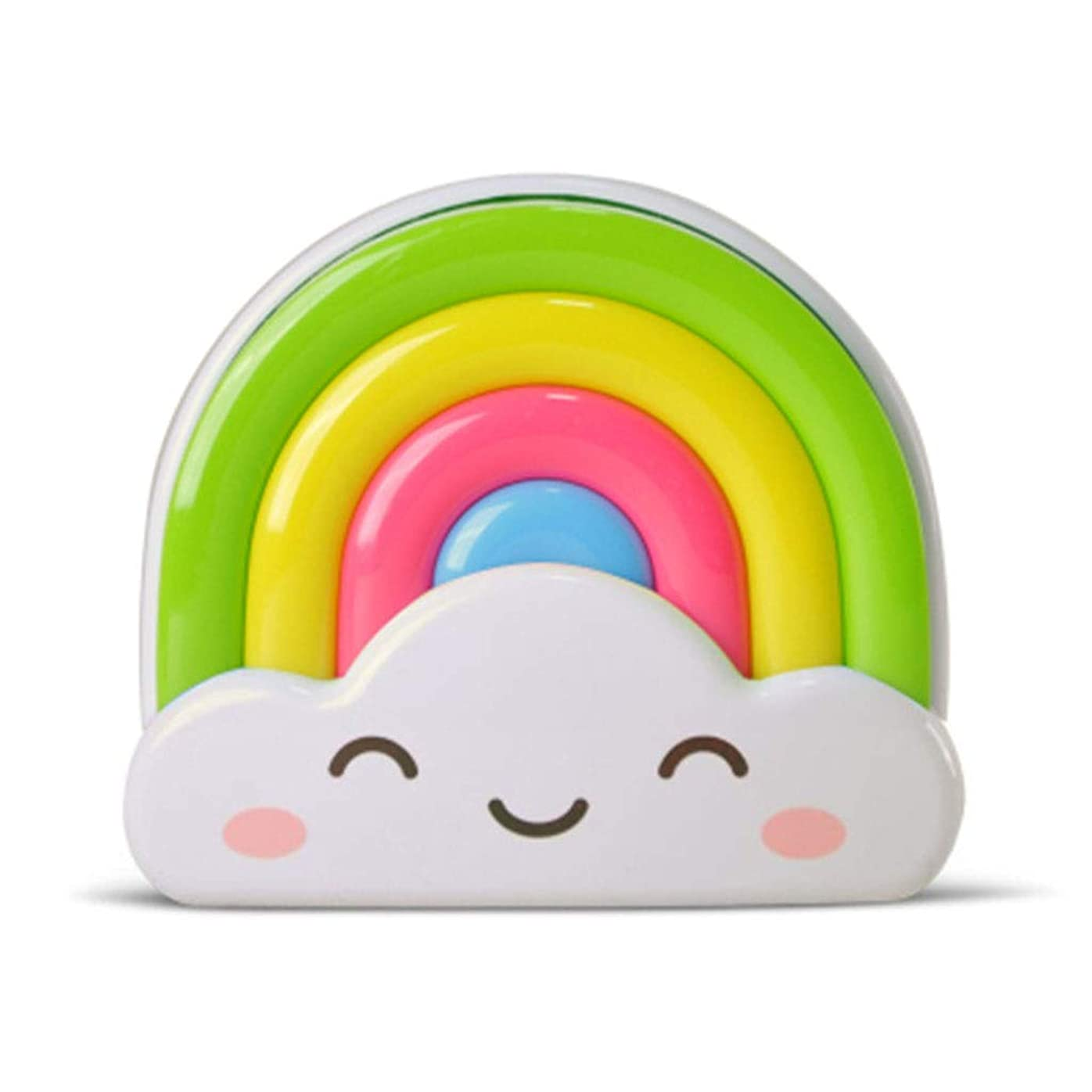 チケット元の価値のないLEDナイトライト LEDリモコンナイトライトプラグかわいい子供の寝室ワイヤレスリモコン赤ちゃん壁ランプ LEDナイトライト (Color : A)