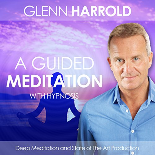 A Guided Meditation for Relaxation, Well-Being, and Healing audiobook cover art