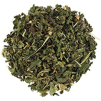 Frontier Co-op Nettle, Stinging Leaf, Cut & Sifted, Certified Organic, Kosher, Non-irradiated | 1 lb. Bulk Bag | Sustainably Grown | Urtica dioica L.