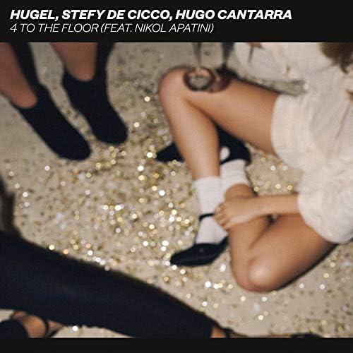 HUGEL, Stefy De Cicco & Hugo Cantarra feat. Nikol Apatini