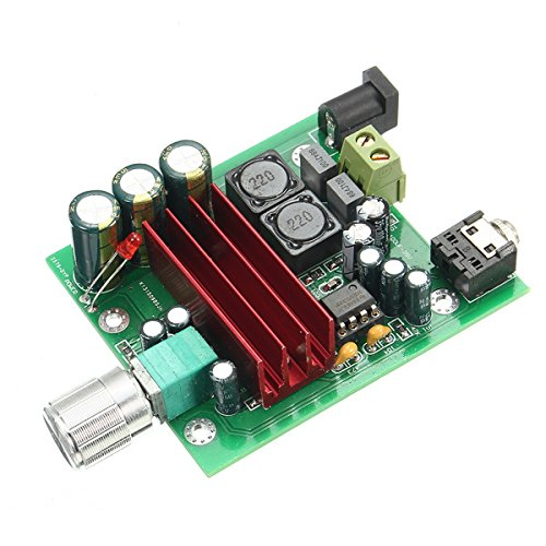 ILS - TPA3116 D2 8-25VDC 100W Mono Subwoofer Digital-Verstärker-Brett NE5532 OPAM