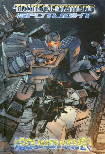 Soundwave (Transformers: Spotlight)