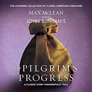 John Bunyan's Pilgrim's Progress cover art