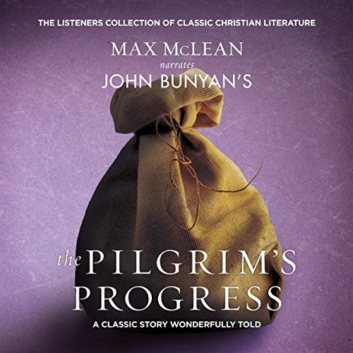 John Bunyan's Pilgrim's Progress audiobook cover art