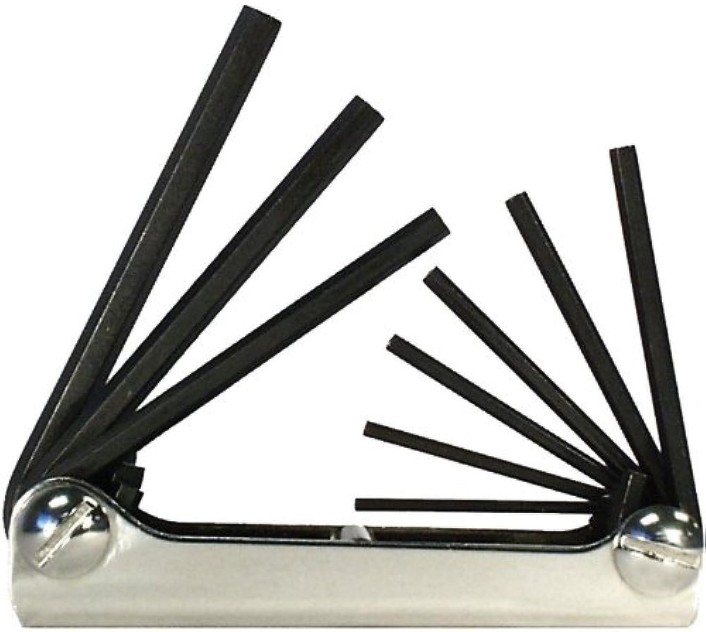 Eklind 20912 Fold-Up Set  91S, 0.050-Inch to 3 16-Inch Hex Keys by Eklind B0186IKJZS | Der Schatz des Kindes, unser Glück
