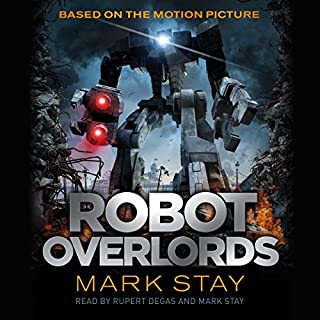 Robot Overlords cover art