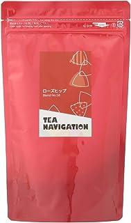 TEA NAVIGATION ティーバッグ 25入 最高級品質業務用・家庭用 ハーブティー ローズヒップ