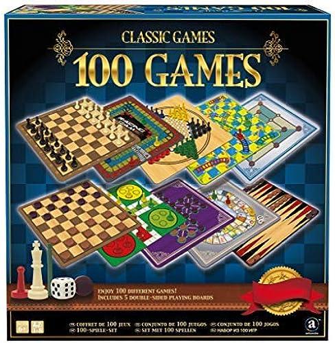 100 Klassische Spiele (Englische Sprache) [UK Import]