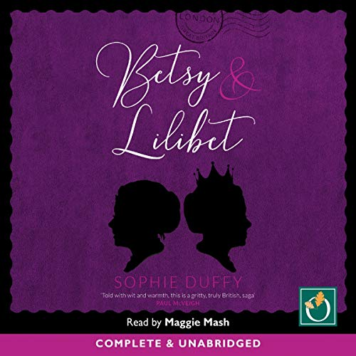 Betsy & Lilibet audiobook cover art