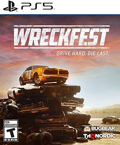 Wreckfest - PS5 - PlayStation 5