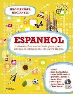 Espanhol - Coleção Idiomas Para Iniciantes (Em Portuguese do Brasil)