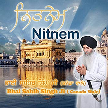 Nitnem Morning 5 Bani With Bhai Sahib Singh