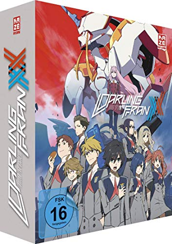 Darling in the Franxx - Vol. 1 - [DVD] mit Sammelschuber