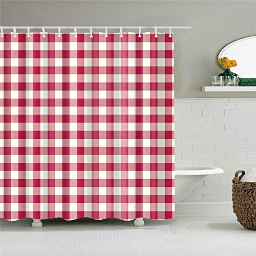 180cmx180cm Duschvorhang Dolphin Print Badezimmer Liner Bad Vorhang Haken