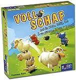Huch & Friends 878700 - Voll Schaf, Familienspiel