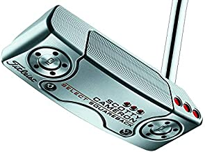 Titleist Scotty Cameron 2018 Select Squareback Putter Steel Right Handed 34.0in