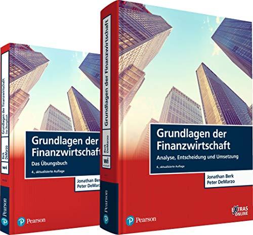 Value Pack Grundlagen der Finanzwirtschaft (Pearson Studium - Economic BWL)