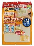 東和 窓際からの冷気をブロック 冷気ブロックパネル M 袋1枚