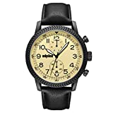 Kenneth Cole Unlisted Men's 3 Hand Black Band Watch