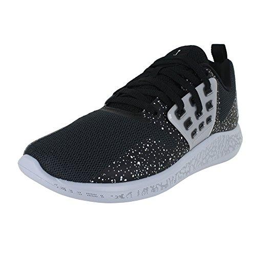 Nike Air Jordan Grind Herren Running Trainers AA4302 Sneakers Schuhe (UK 10 US 11 EU 45, Anthracite Black White 014)