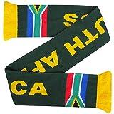 Écharpe de Coupe du Monde de Rugby d'Afrique du Sud (100% Acrylique)