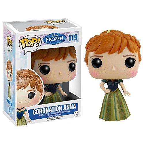 Funko POP! Disney: Frozen: Anna coronación