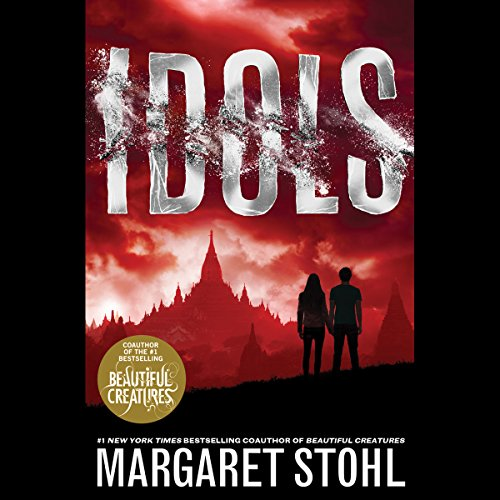 Idols audiobook cover art