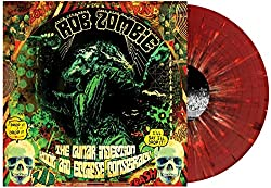 The Lunar Injection Kool Aid Eclipse Conspiracy (Red w/Black & White Splatter)