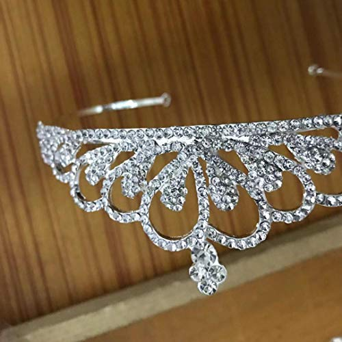 Bruid Kroon Bruiloft Tiara Bruiloft Studio Koreaanse Bruiloft Haar Jurk Accessoire Prinses Kroon