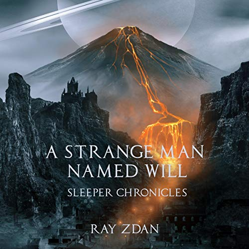 A Strange Man Named Will  By  cover art
