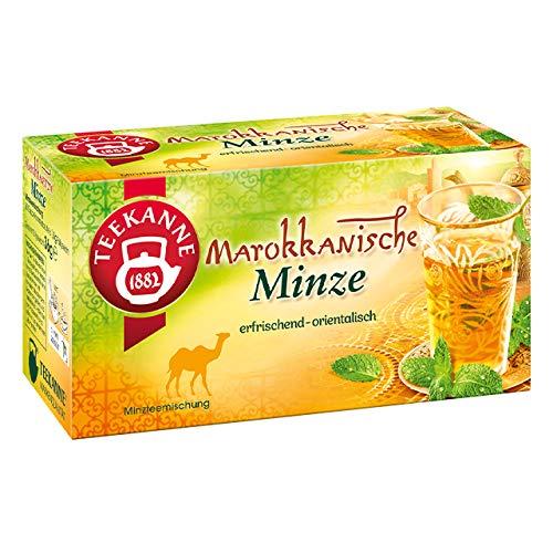 Teekanne GmbH & Co.KG: Teekanne Marokkanische Minzteemischung - Minze - 1 Pac...