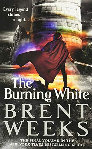 The Burning White: 5