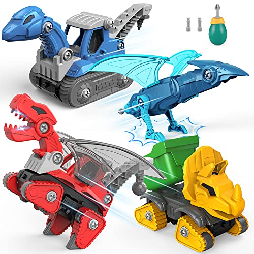 SUMXTECH Dinosaurier Spielzeug für...