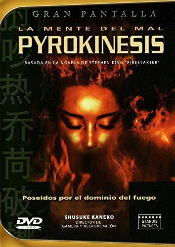 Pyrokinesis (Kurosofaia) [DVD]