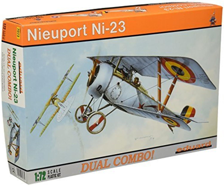 Eduard Models 1 72 Nieuport Ni-23 Dual Combo by Eduard Models Czech