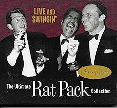 Rat Pack, The:Live & Swinging
