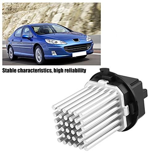 Kit de resistencia del motor del ventilador del coche Resistencia del ventilador del calentador de la resistencia para los accesorios del coche
