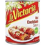 La Victoria Red Enchilada Sauce Traditional, Mild, 28 oz