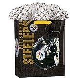 Turner Licensing Pittsburgh Steelers Large Gift Bag (8931052) GoGo