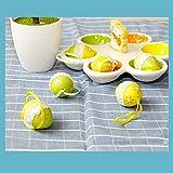 TinaDeer 6 Pezzi Uova di Pasqua Decorative da Appendere,Lato del Pizzo Plastica Uova di Pasquale con Fantastici Motivi,Decorazione Albero Pasqua,Forma di Uovo Decorazioni,2021 (Multicolore)